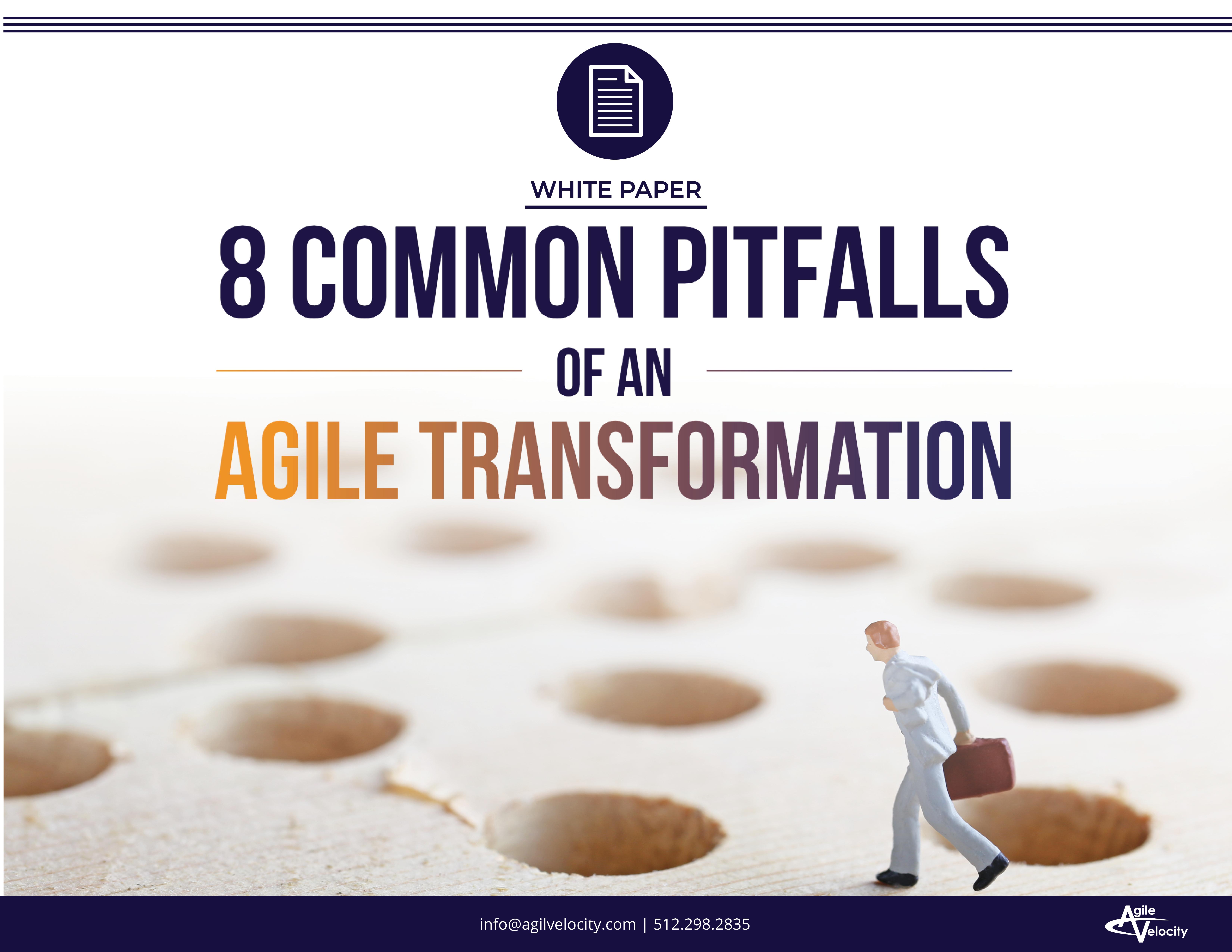 8 Common PitfallsLandcape
